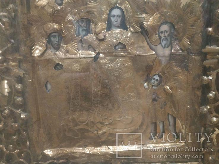 Икона Покрова Пресвятой Богородицы., фото №7