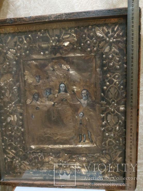 Икона Покрова Пресвятой Богородицы., фото №9