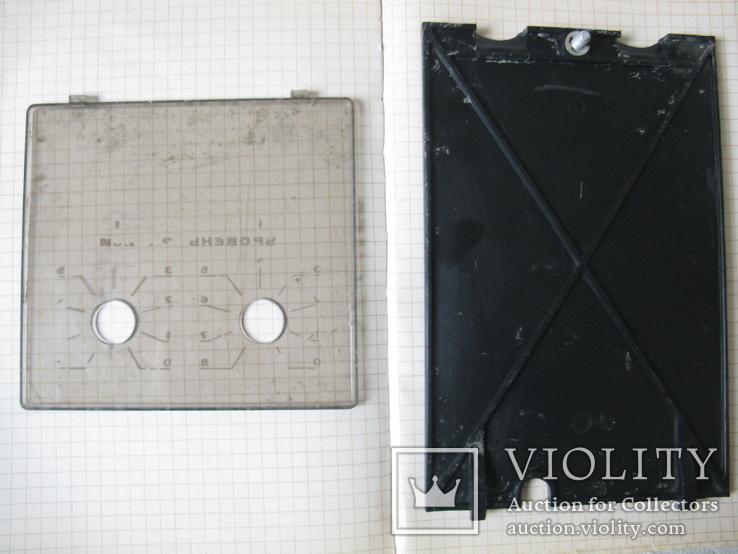Магнитофонные,зап.частикрышка- шнура,шкала регулятора, фото №2