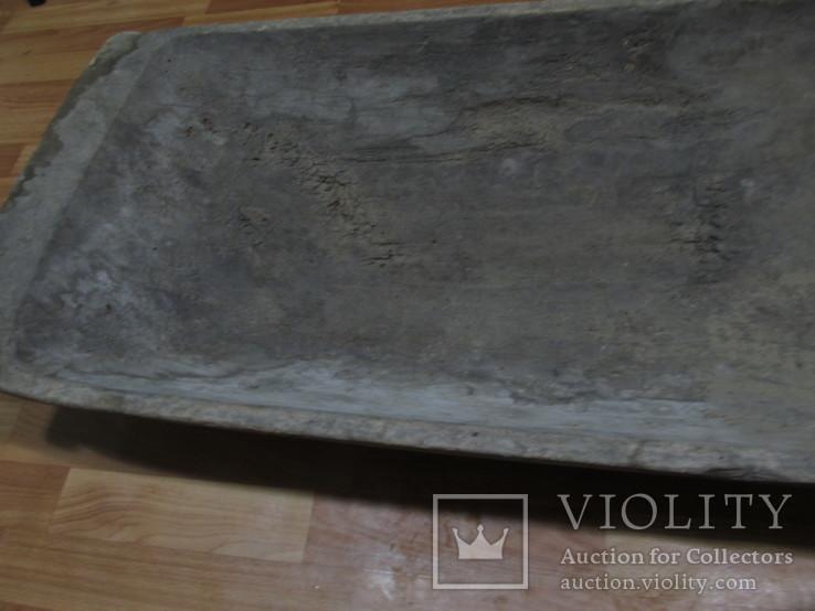 Велике дерев'яне корито, фото №7