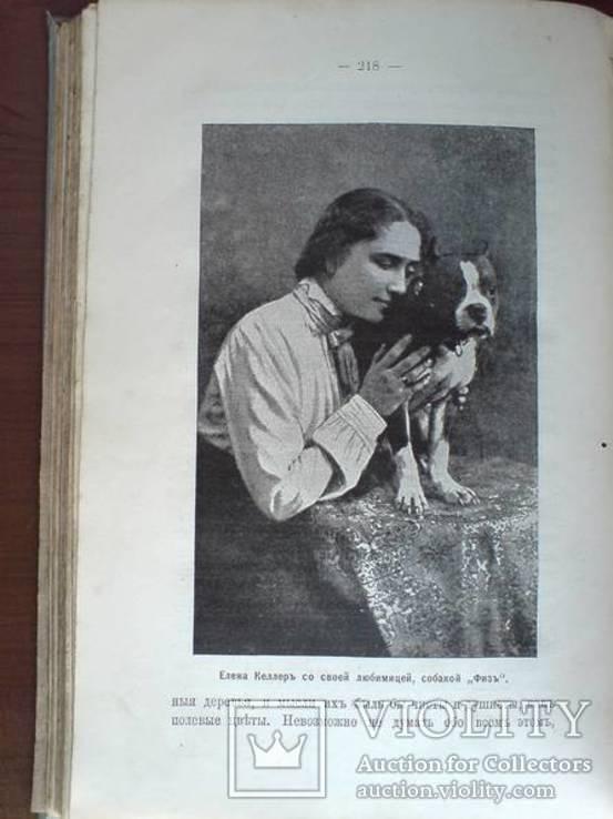 Глухая немая слепая История Одной Души 1900 г. С иллюстрациями., фото №11