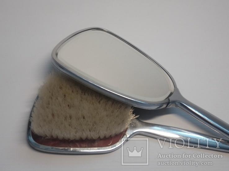 Расческа (щетка) и зеркало, фото №3