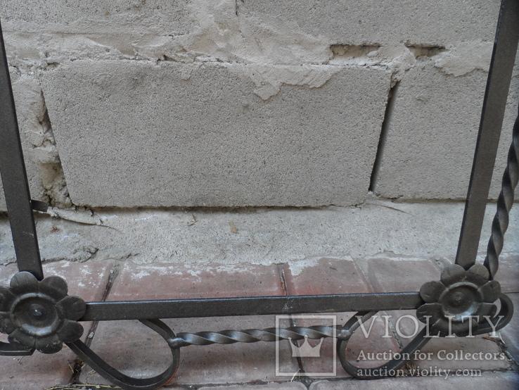 Рамка для зеркала Ковка Метал Германия, фото №11