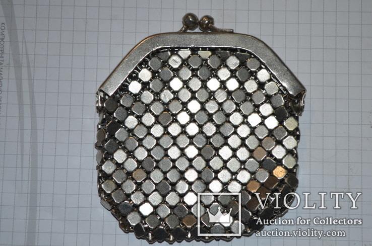 Кошельок металічний, фото №2