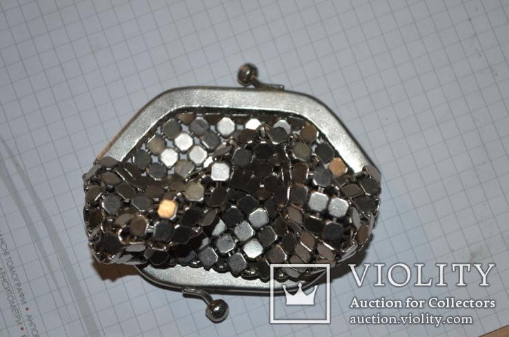 Кошельок металічний, фото №7