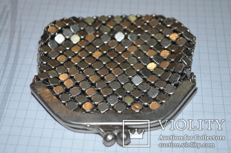 Кошельок металічний, фото №8