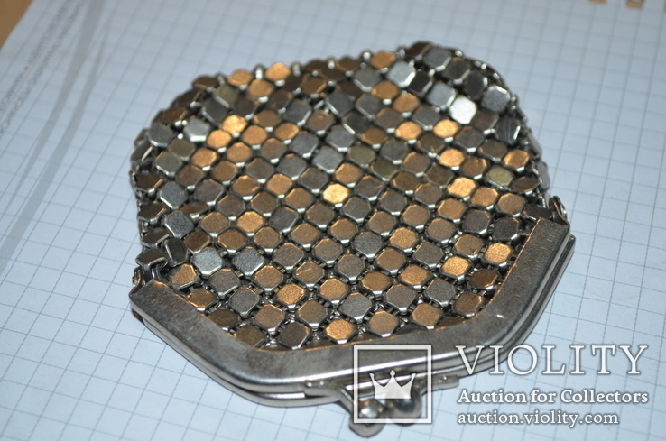 Кошельок металічний, фото №9