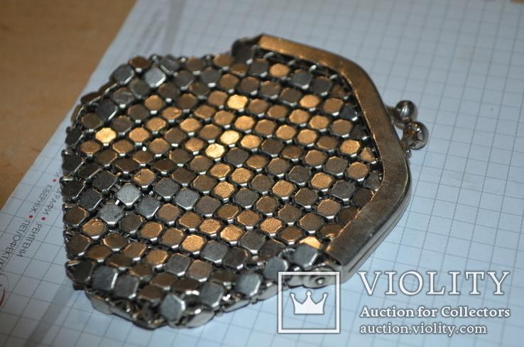 Кошельок металічний, фото №10