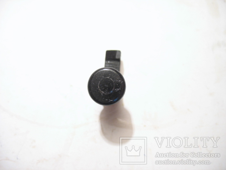 Штык Бучер т.н. узкий, ранний вар-т, кнопка.  копия, фото №4