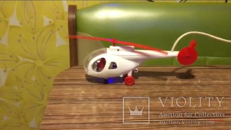 Вертолёт на управлении, фото №2