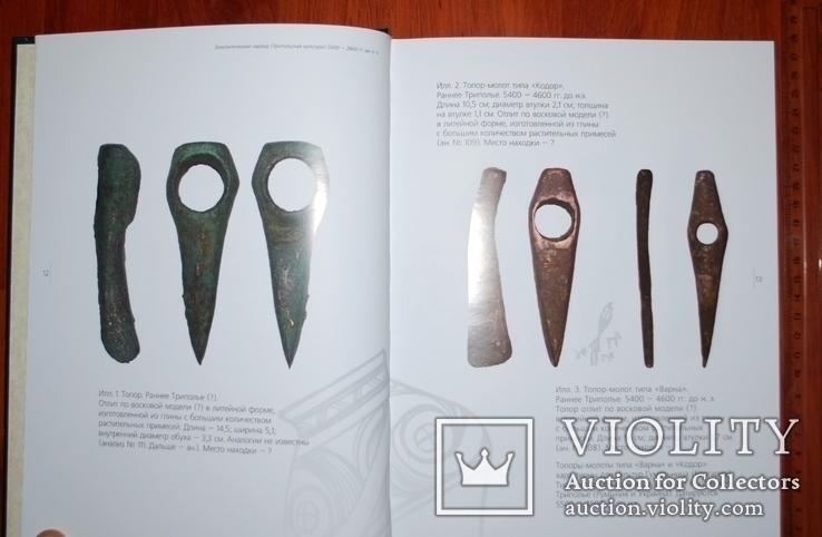 Иллюстрированный каталог предметов эпохи бронзы., фото №3