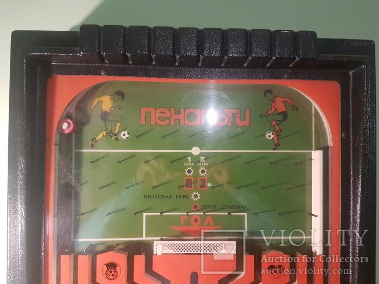 Игровой автомат ссср пенальти игровые автоматы для игровой комнаты