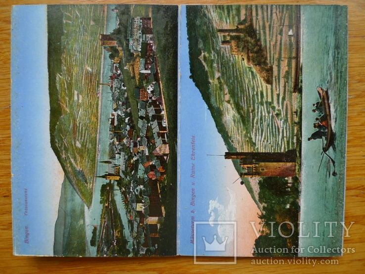 Набор открыток (16 шт) Германия, фото №5