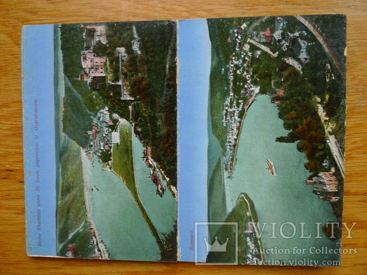 Набор открыток (16 шт) Германия, фото №8