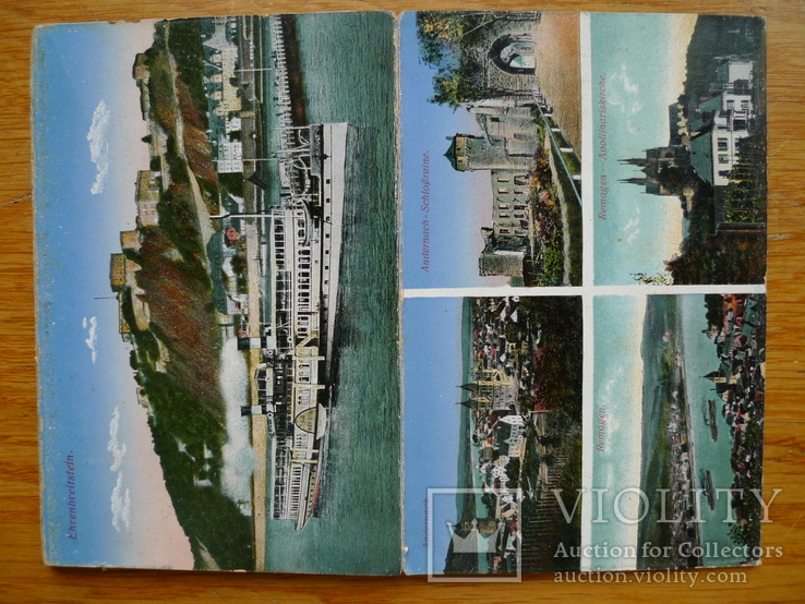 Набор открыток (16 шт) Германия, фото №10