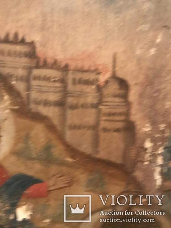 Христос та самаритянка напувальниця 98*58 см, фото №8