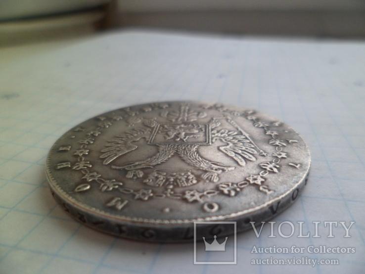 1 рубль 1730 год копия, фото №5