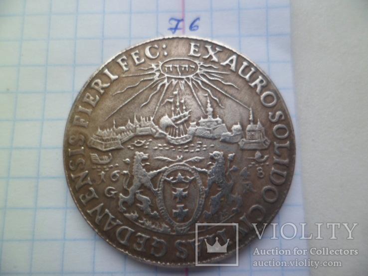 1 талер 1648 рік копія, фото №4