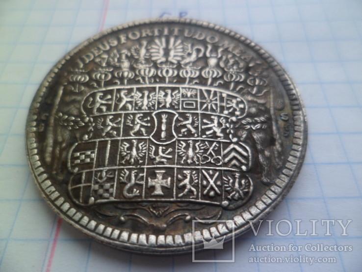 Талер 1678 рік копія, фото №5