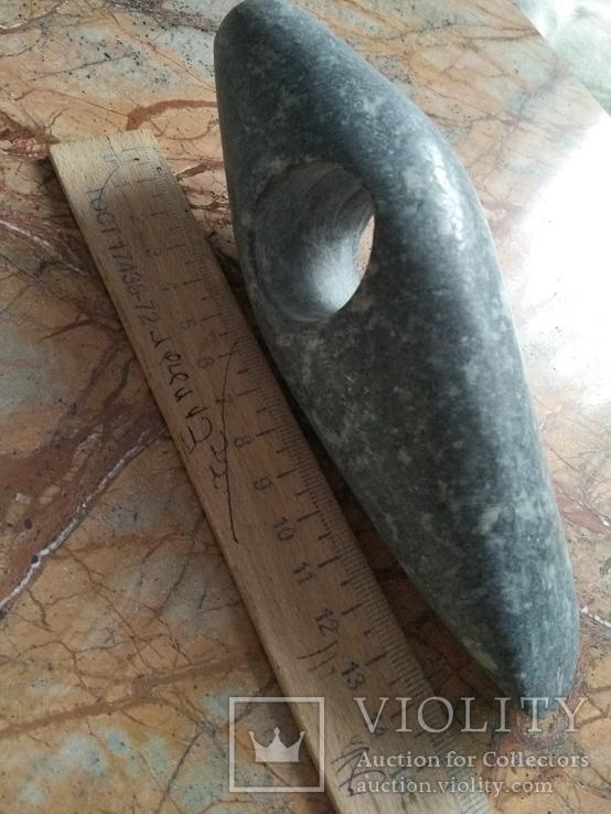 Кам'яна сокира копія., фото №2