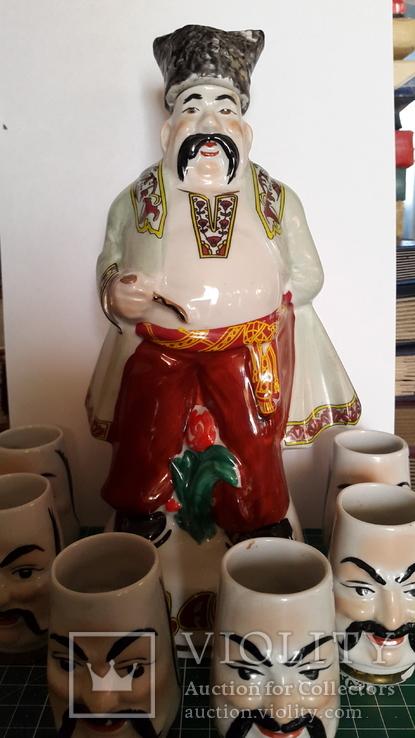 Штов и 6 стопок казаки, фото №2