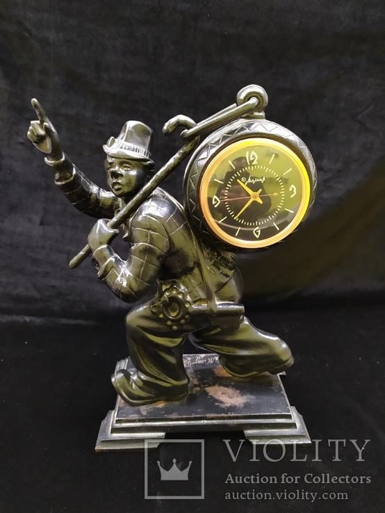 Часы Касли СССР
