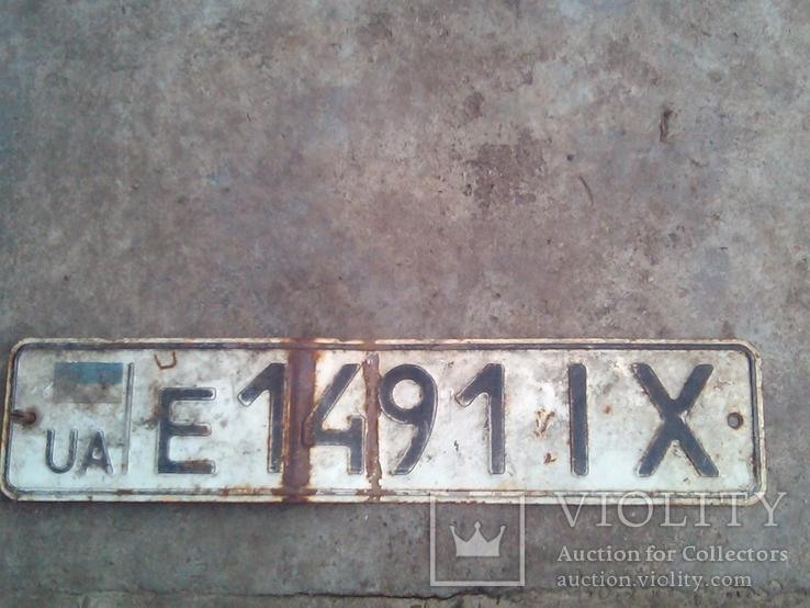 Номер авто 2, фото №2