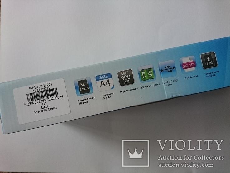 Портативный сканер IScan 900 dpi, фото №4