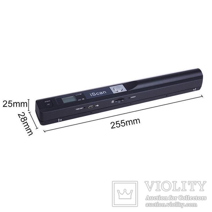 Портативный сканер IScan 900 dpi, фото №6
