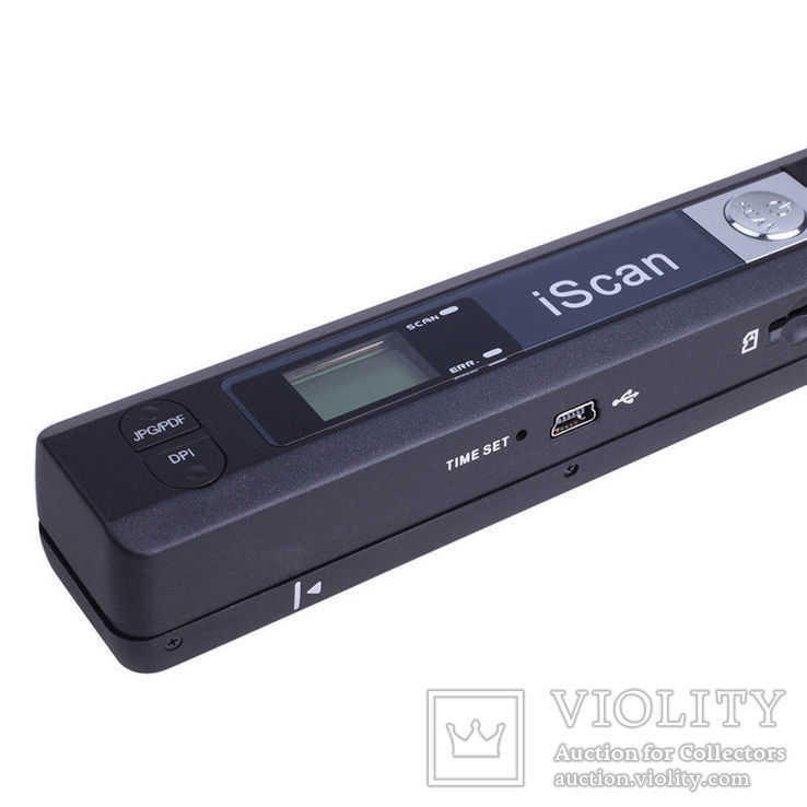 Портативный сканер IScan 900 dpi, фото №8