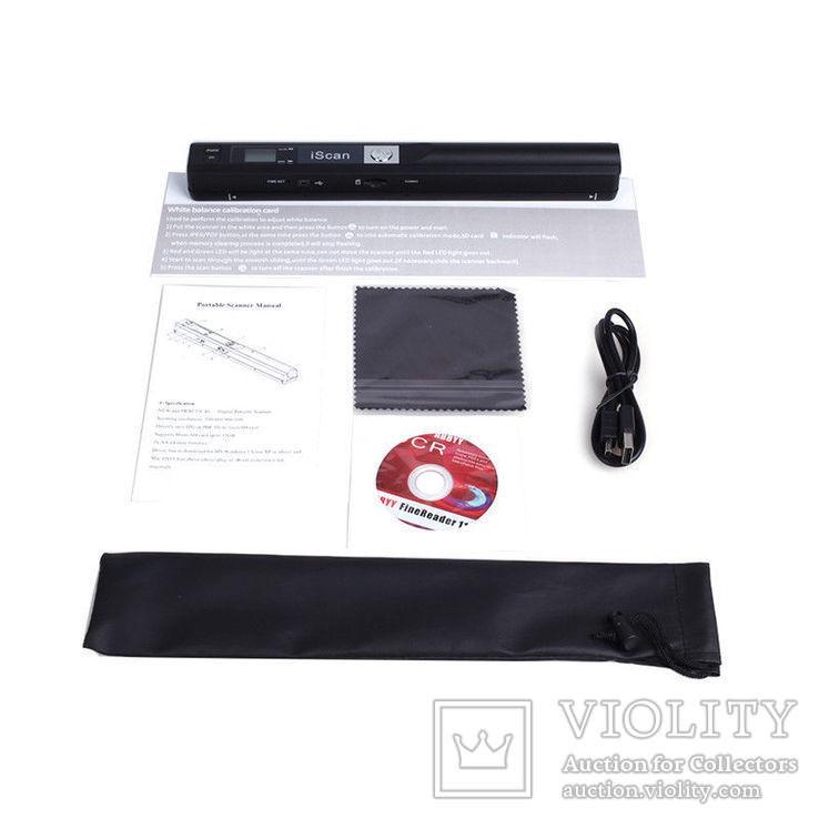 Портативный сканер IScan 900 dpi, фото №9