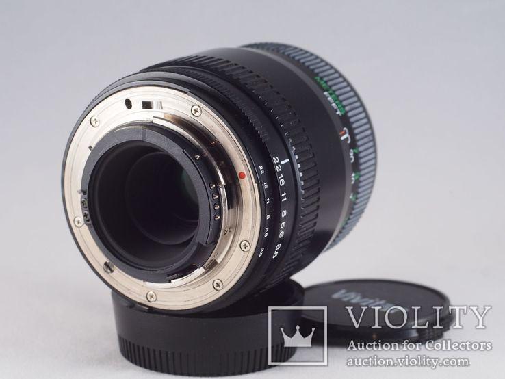 Vivitar 100mm f/3.5 MC AF Macro, фото №6