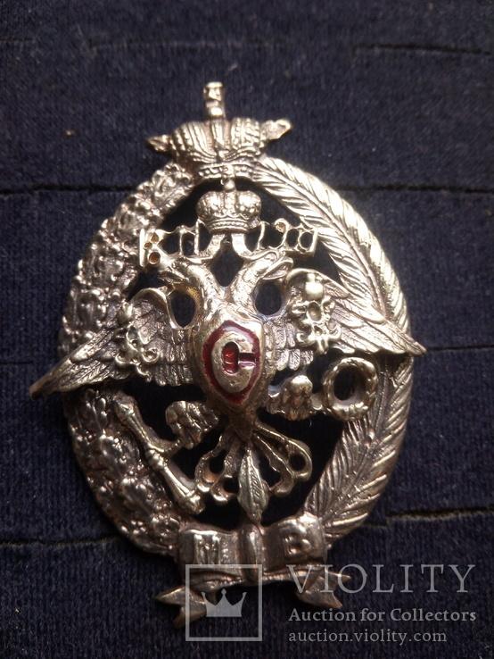 Знак местные войска, копия, фото №2