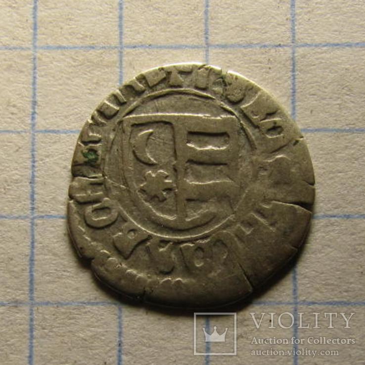 Монета Валахии (месяц в право), фото №7