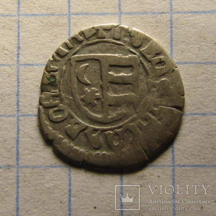 Монета Валахии (месяц в право), фото №9
