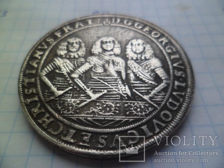 Талера 1659 год копия, фото №3