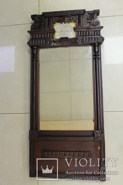 Старинное зеркало, фото №2