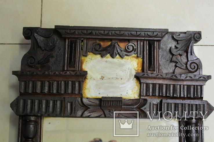 Старинное зеркало, фото №3