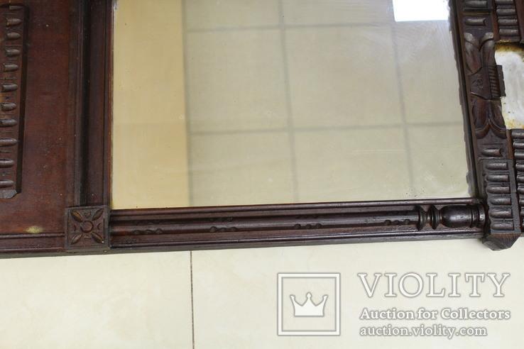 Старинное зеркало, фото №7
