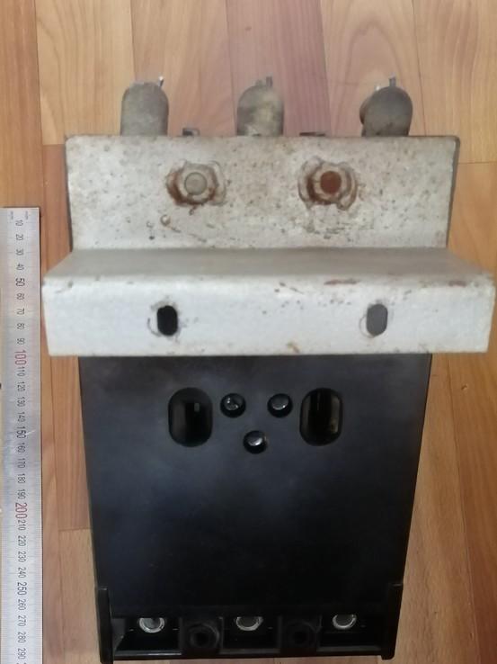 Мощный 100Ам автомат TYP WIS 100 A 500V Польша, фото №3