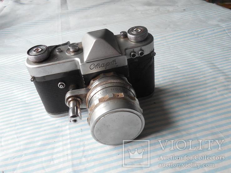 Фотоаппарат Старт Гелиос 44 2/58, фото №2