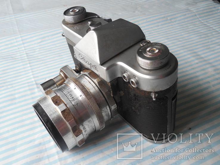 Фотоаппарат Старт Гелиос 44 2/58, фото №4