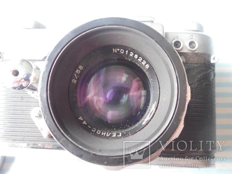 Фотоаппарат Старт Гелиос 44 2/58, фото №6