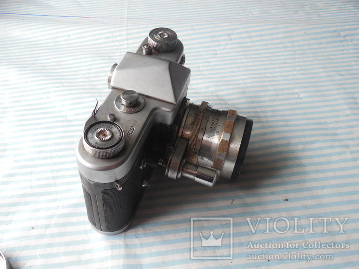 Фотоаппарат Старт Гелиос 44 2/58, фото №7