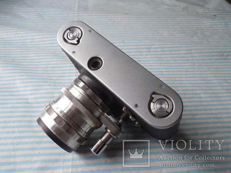 Фотоаппарат Старт Гелиос 44 2/58, фото №11