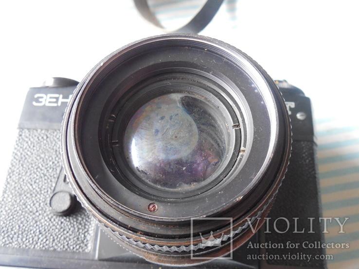 Фотоаппарат Зенит, фото №5
