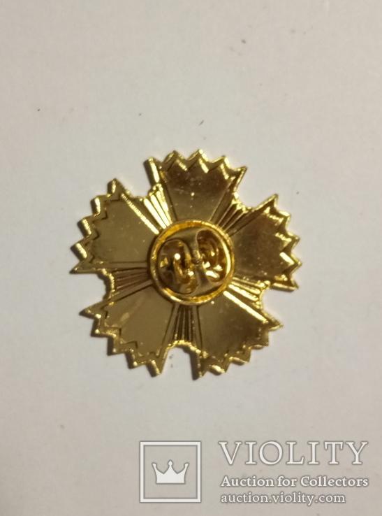 Знак ГРУ СССР (копия), фото №3