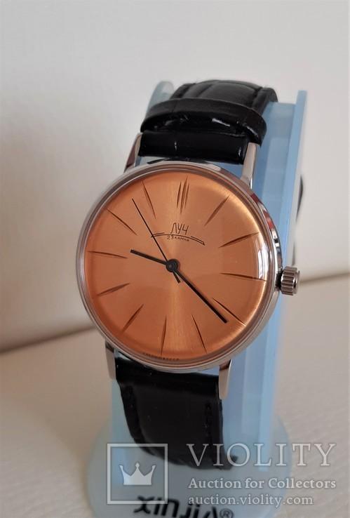 Часы-марьяж наручные Луч, фото №7