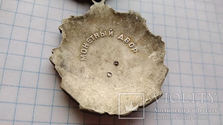 Копия Орден трудовой славы 1 степени, фото №9