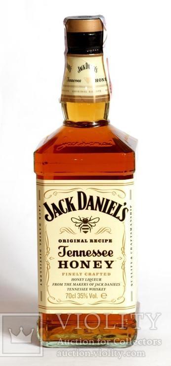 Ликер Jack Daniels Honey 0.7L USA, фото №2